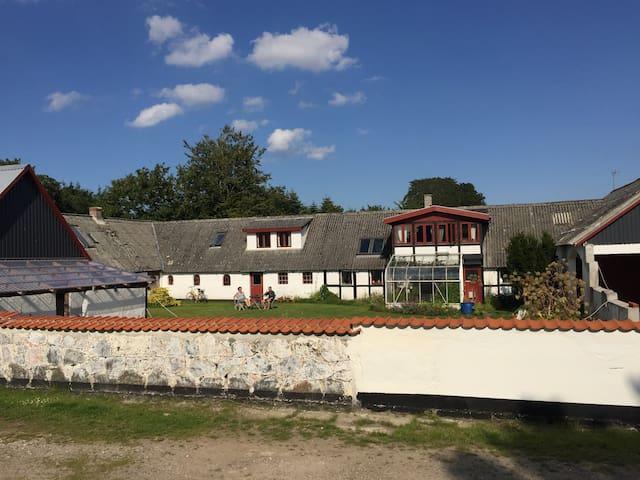 Gydegaardens Feriebolig - Allingåbro - Apartemen