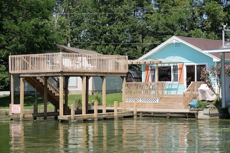 Lilypad Cottage on Indian Lake - Lakeview - Bungalou