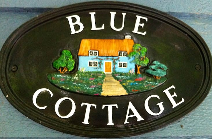 Blue Cottage on St Mary Lake, Salt Spring Island - Salt Spring Island - Huis