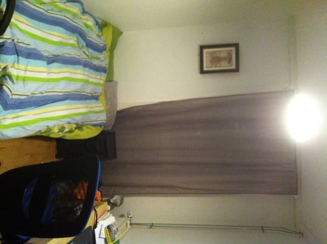 cozy,bright bed room with bathroom - Aarhus - Apartment