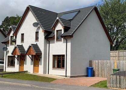 Cosy house close to Inverness & Aviemore