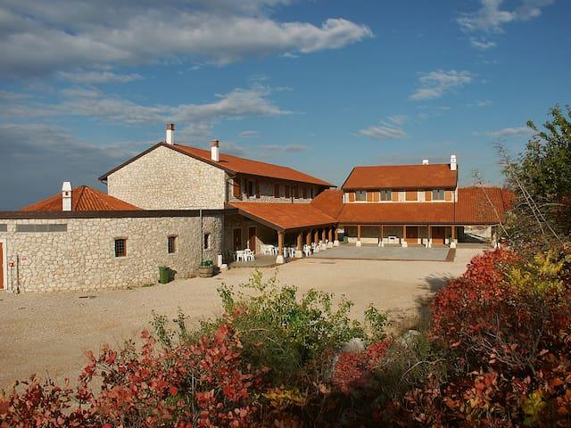 Centro visite Gradina - Doberdò del Lago