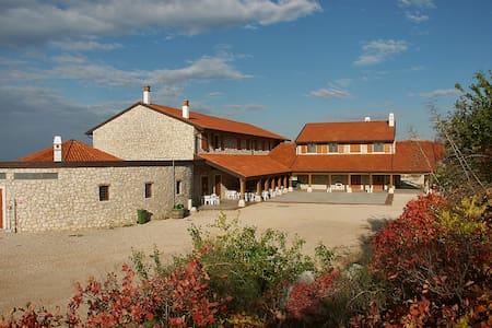 Visitor Centre Gradina