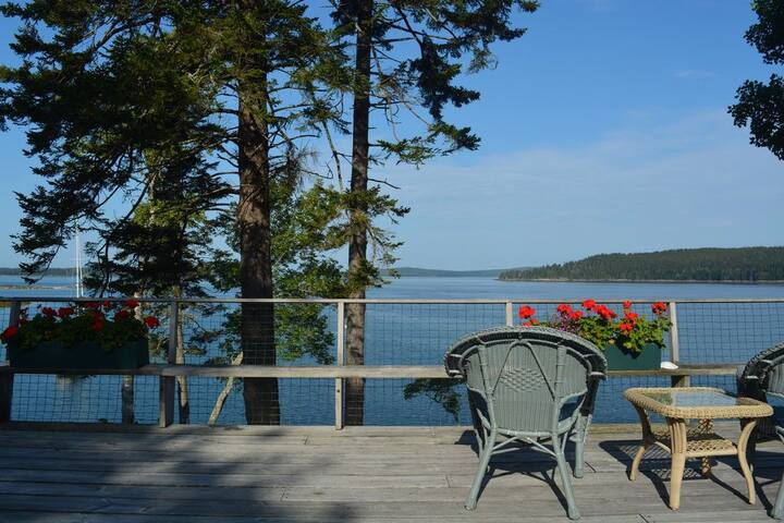 ON SALE: Large Ocean Front home near Acadia.