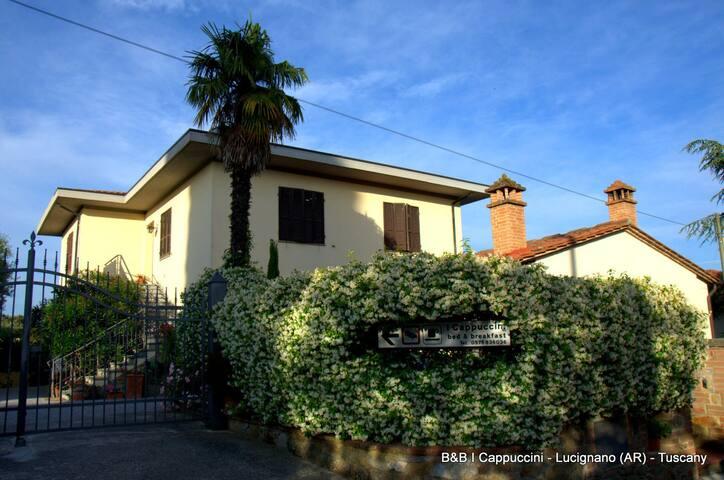 Vieni a trovarci a Lucignano - Lucignano - Bed & Breakfast