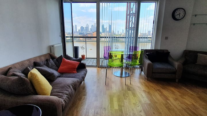 Greenwich Home with a View