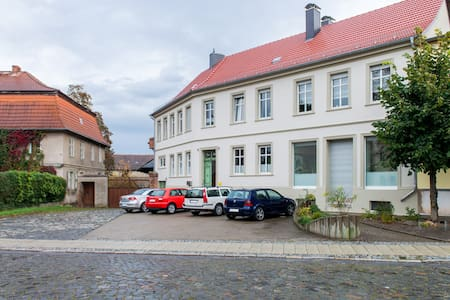 Ferienwohnung Schloßblick   - Seeland - Apartment