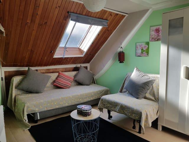 welcome in the lovely little studio - Paris-3E-Arrondissement - Apartament