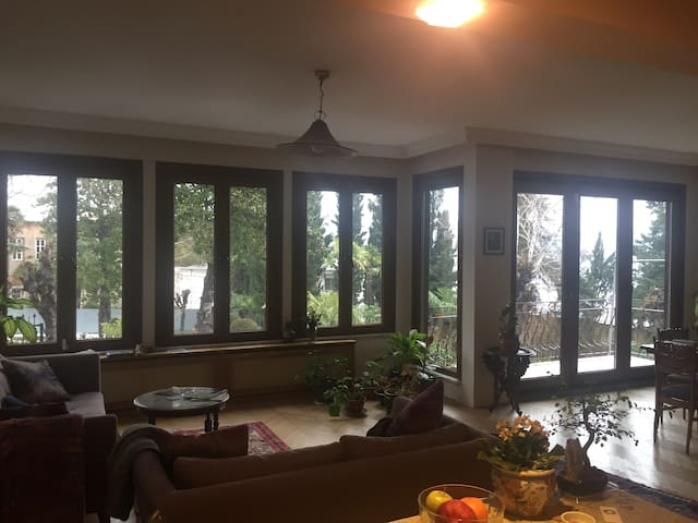 2BR apartment on the Bosphorus - Sarıyer - Apartament