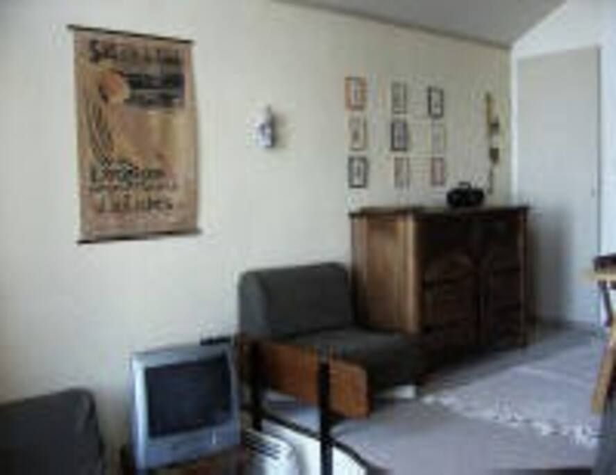 Ski apartement in Avoriaz 5-6 pers