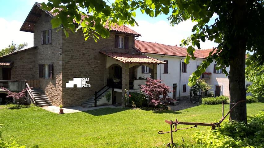 Casa del prato 2 - Roccaverano - House