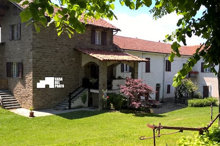 Casa del prato 3 - Roccaverano - House