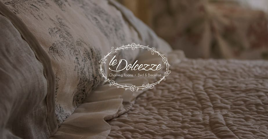 Charming room Le Dolcezze - Delizia - Idro - Bed & Breakfast