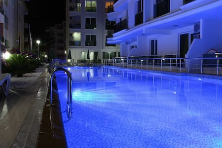 1+1 apartment in 550m to the seaside! - Antalya