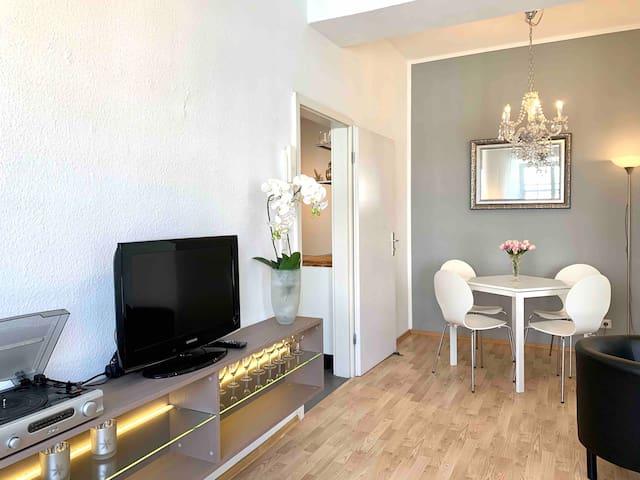 Großzügige Wohnung im Herzen Münsters Innenstadt
