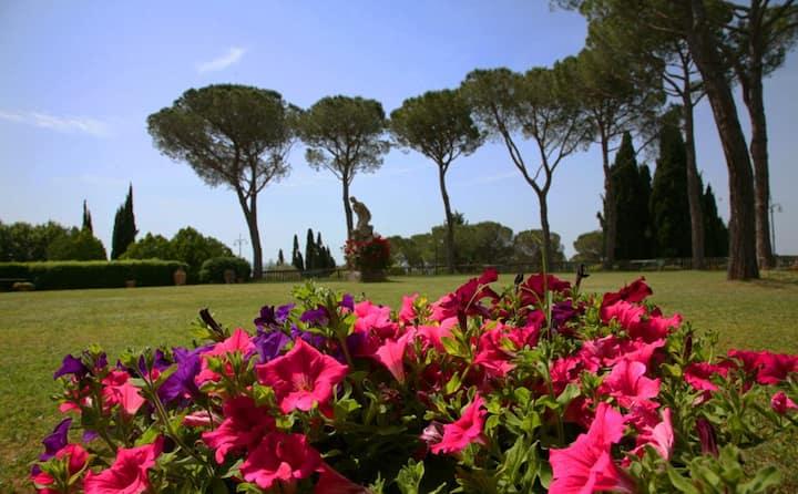 Bilocale in Villa in Maremma (A)