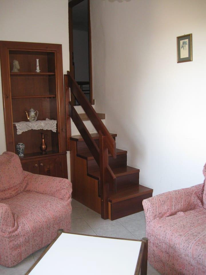 Appartamento in centro storico a Lanusei