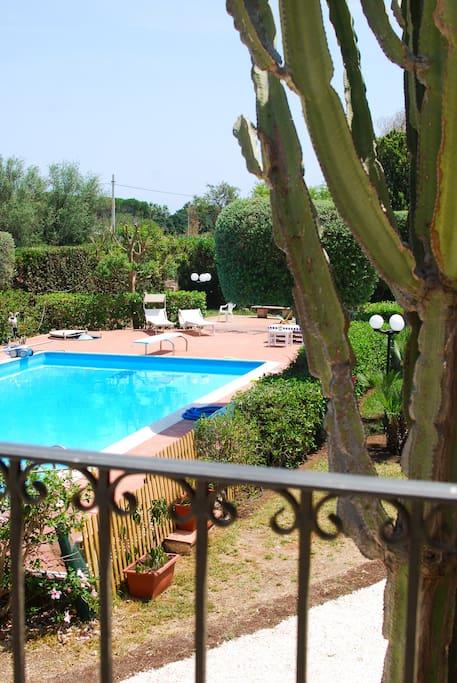 VILLA MALU • Swimming pool