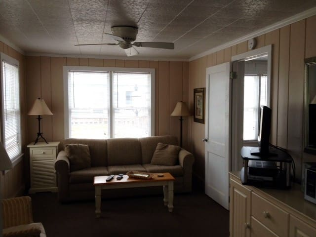 'Cinderella' first floor apt - Lavallette - Pis