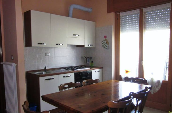 Recently Remodeled Modern Apartment - Nucleo Industriale - Apartamento