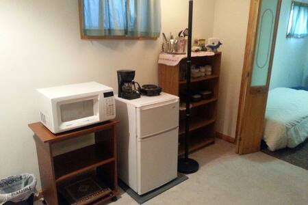 Beautiful Private Studio Close NYC - Kearny - House