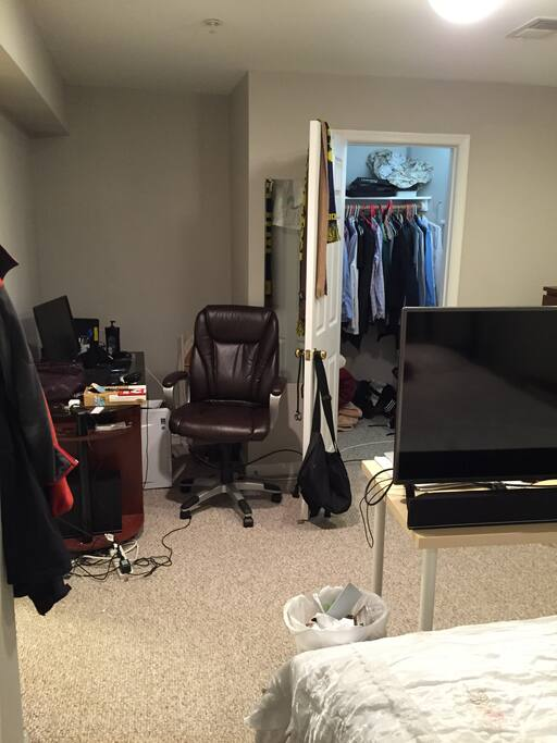 Bedroom continued