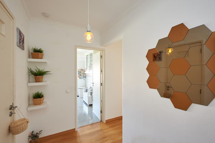 Cosy apt near Carcavelos beach