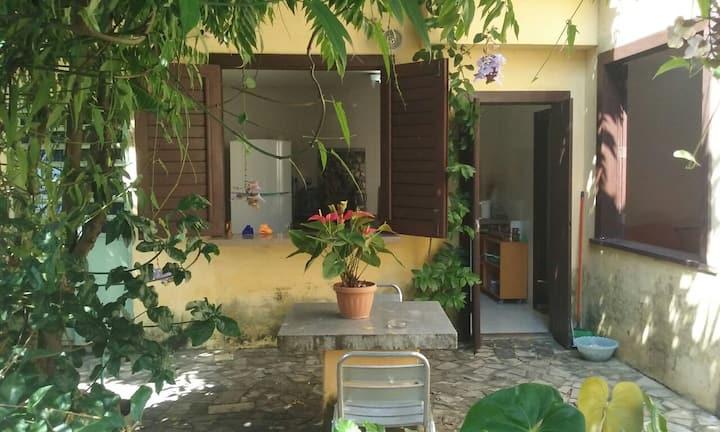 Casa charmosa na Praia de Iracema