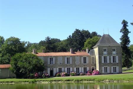Espace, calme et confort 16 pers - Saint-Martin-Lars-en-Sainte-Hermine