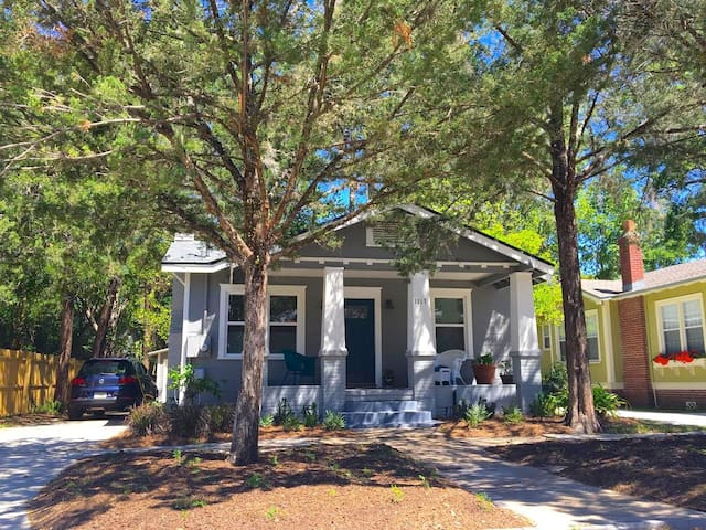 San Marco Bungalow: Hospital Adjacent - Jacksonville - House