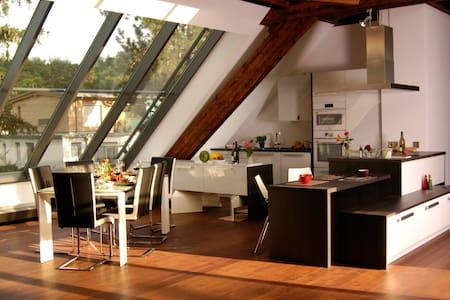 Loft near downtown 236 m², 6 per. - Loft-asunto