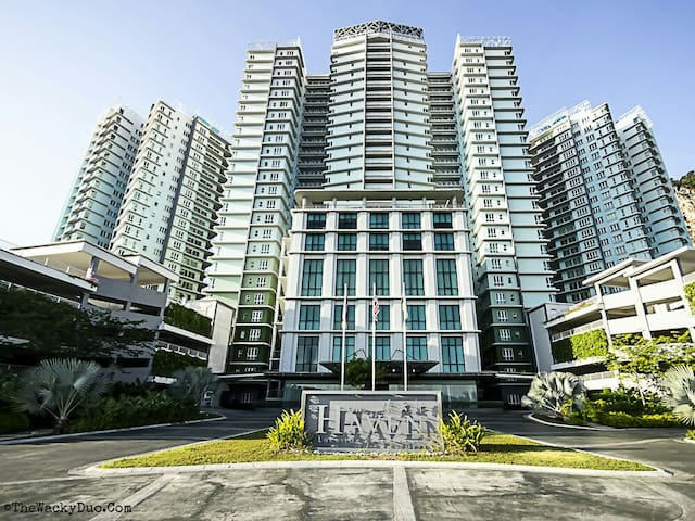 The Haven Lakeside@James Homestay - Ipoh - Wohnung