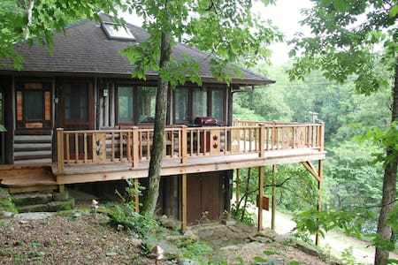 The Perch at Lake Lucerne - Eureka Springs