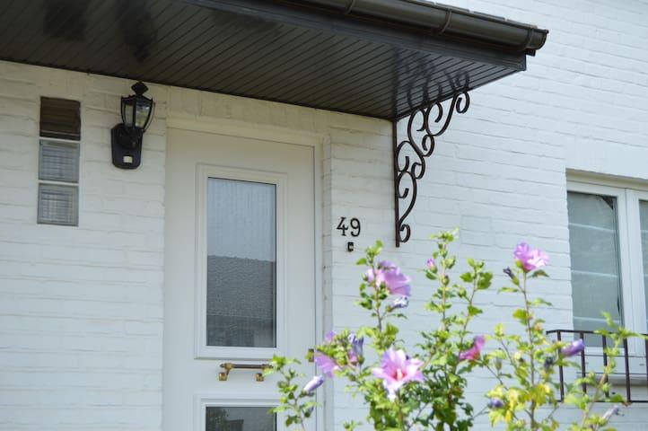 mooie kamer in rustige buurt - Halle - Casa