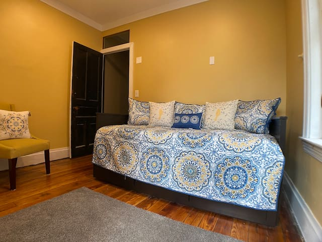 Bedroom #3 can be single or double (trundle bed)