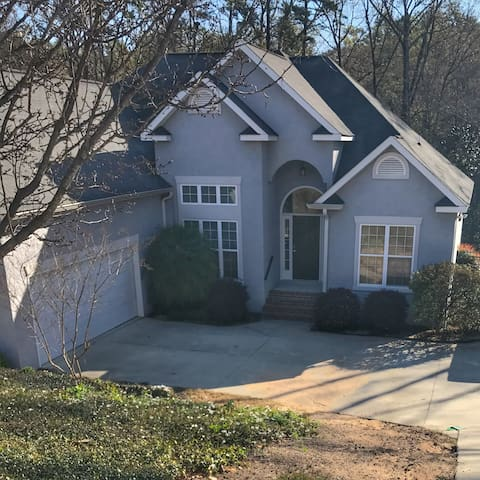 Easy Masters Rental-Fast WIFI, Cable & No Traffic - North Augusta - Casa