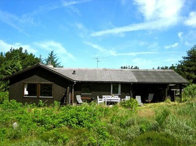 Slettestrand: Nature and simplicity - Fjerritslev - Mökki