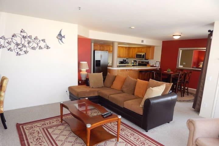 San Diego Luxury Beach Condo @ Imperial Beach - Imperial Beach - Appartement en résidence