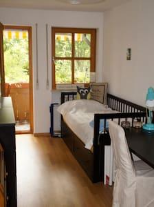 Cosy guestroom in Munich - Lägenhet