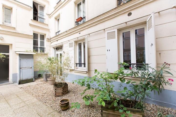 Loving Home in Paris Montmatre ❤️ - Paris - Apartemen