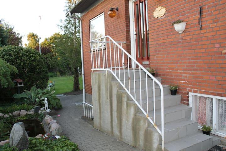 Villa in the suburbs of Aarhus
