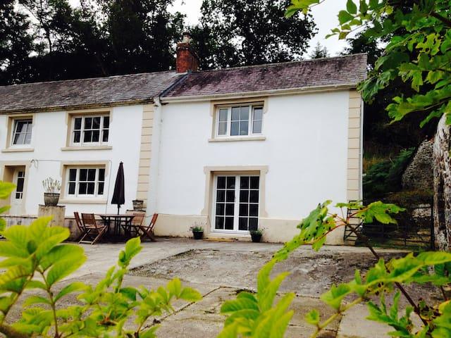 The Annex @ Llechwedd Hen - Llanwenog, Llanybydder - Rumah