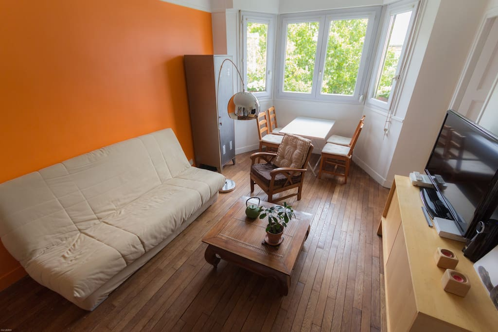 Rent An Apartment In Paris For A Few Days