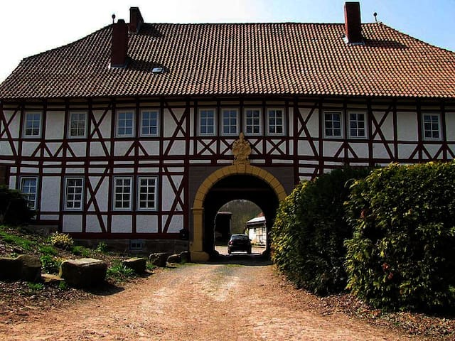 Domäne Paterhof - Duderstadt - Appartamento