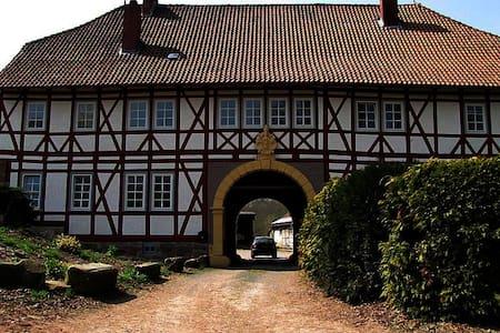 Domäne Paterhof - Duderstadt - Apartment