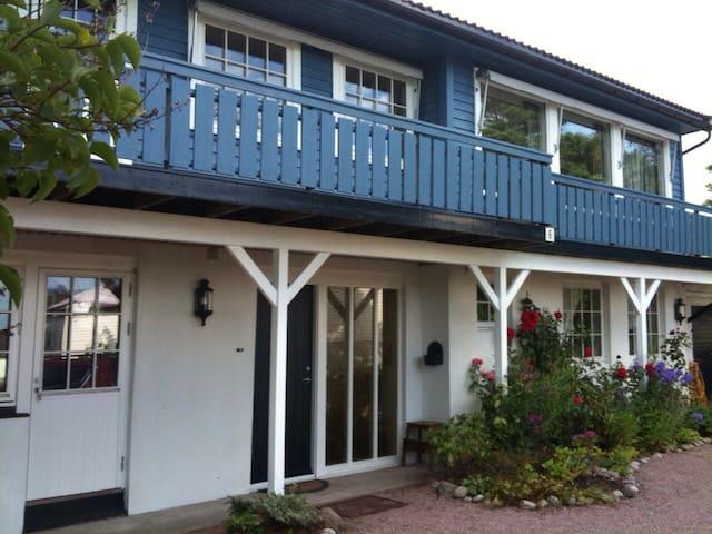 Bed&Breakfast Fjellstien - Søgne - Apartamento