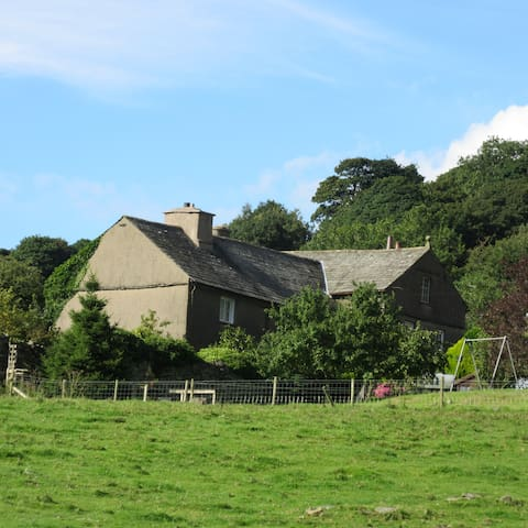 South Lakeland Farmhouse B&B - Crosthwaite - Ev