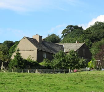 South Lakeland Farmhouse B&B - Crosthwaite - Casa