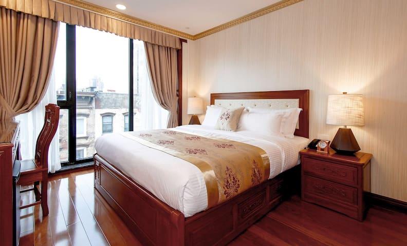 The Allen Hotel, King Deluxe