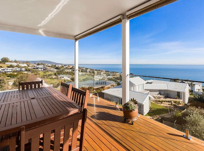 OCEAN + CITY VIEW - 3 story masterpiece